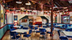 Restaurantosaurus em Orlando