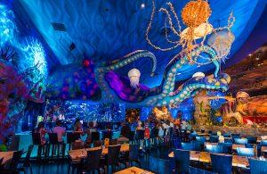 Restaurantes da Disney Springs em Orlando: restaurante T-REX