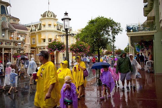 O que levar aos parques de Orlando e Disney