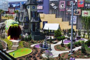 O que fazer na Universal Citywalk(atrações)