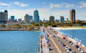 Cidades legais perto de Orlando: Saint Petersburg