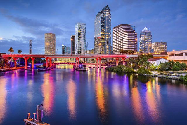 Passeios em Orlando: Tampa