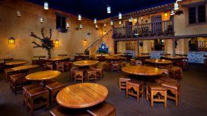 Restaurantes do parque Disney Magic Kingdom em Orlando