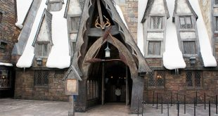 Restaurante 3 Vassouras do Harry Potter em Orlando