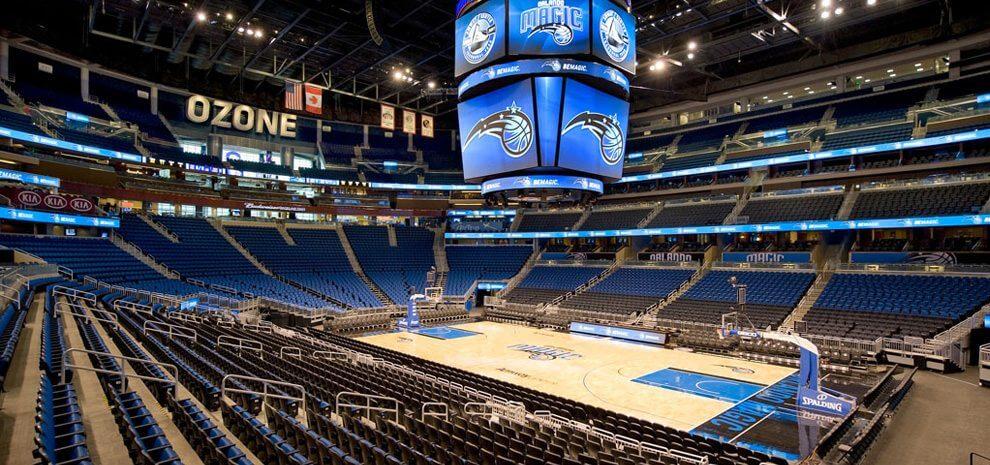 Pontos turísticos de Orlando: Jogos NBA
