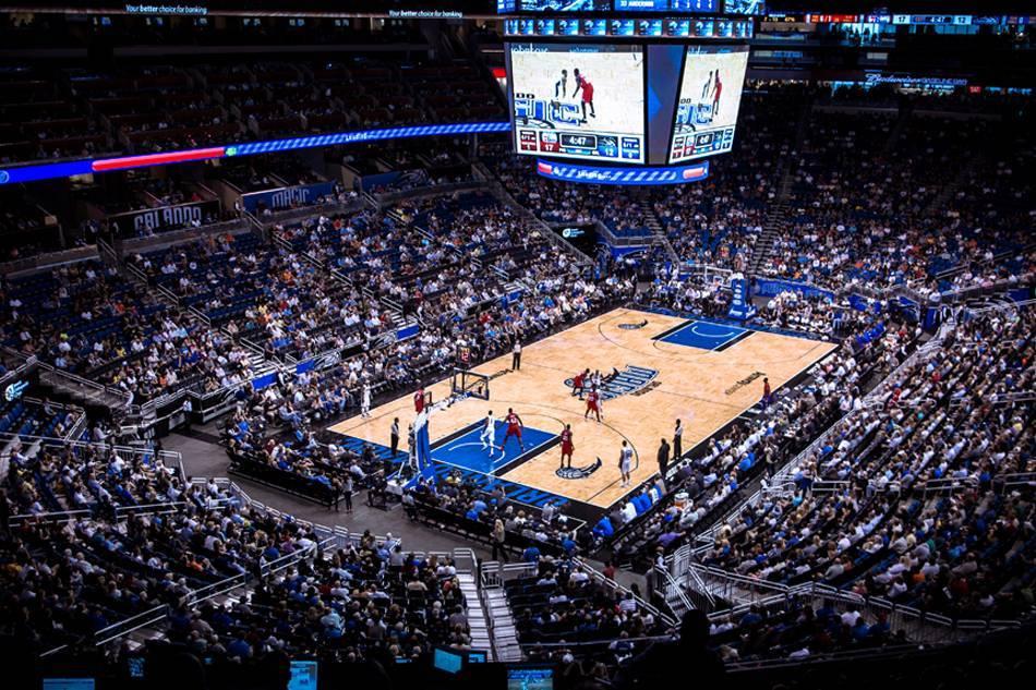 Onde comprar ingressos da NBA em Orland