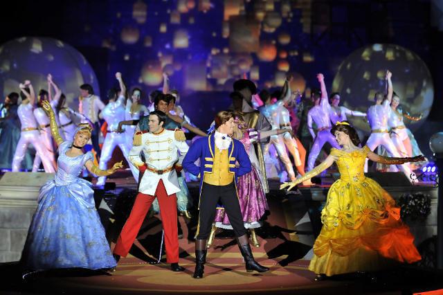 FastPass para apresentações e shows de fogos da Disney em Orlando: show da Disney