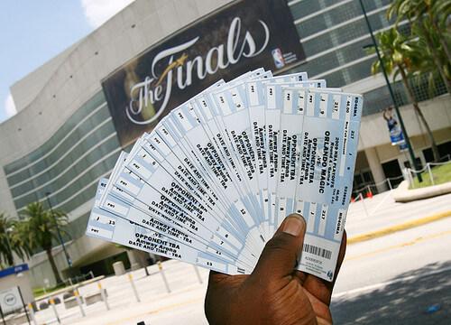 Onde comprar ingressos da NBA em Orlando