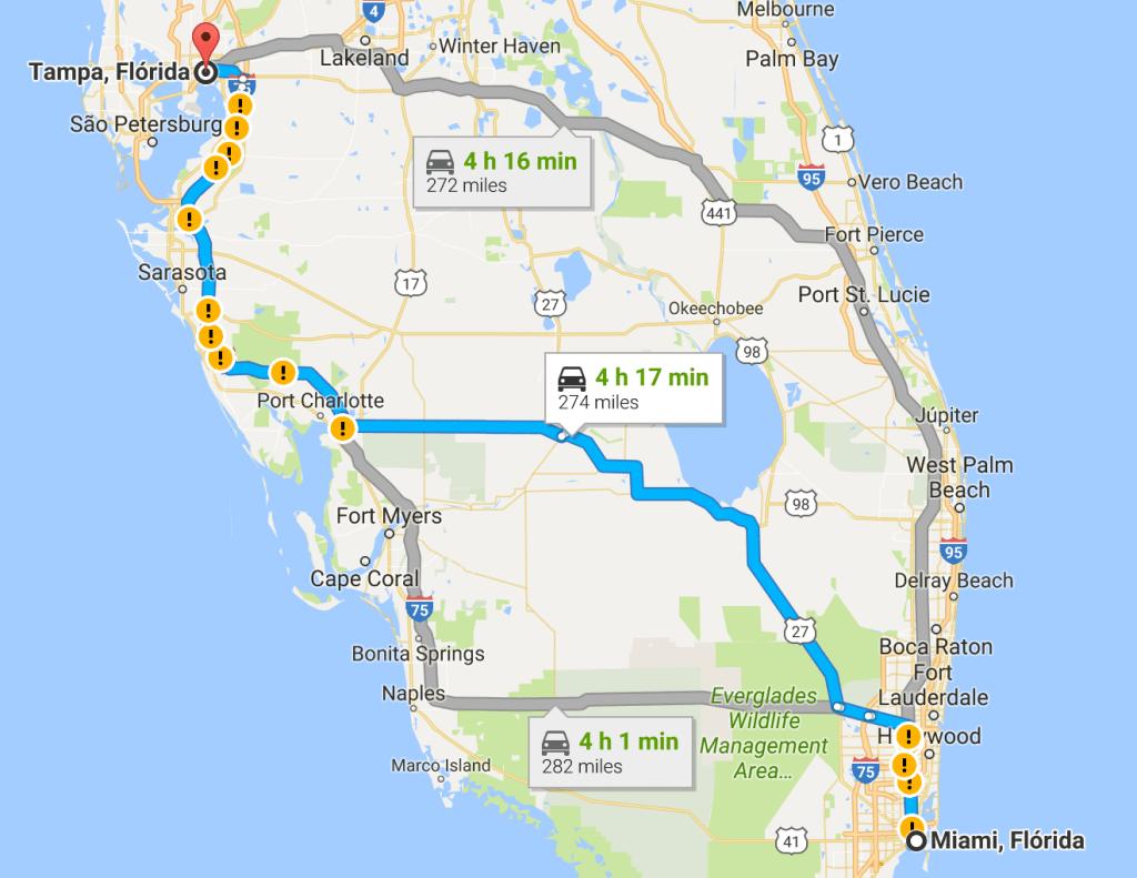 miami-tampa-rodovia-viagem-carro