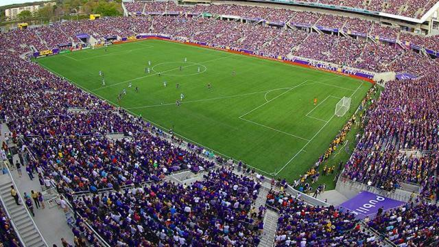 Onde comprar ingressos do Orlando City