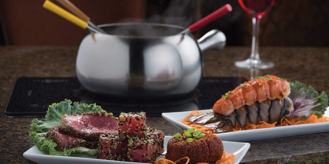 The Melting Pot: onde comer fondue em Orlando
