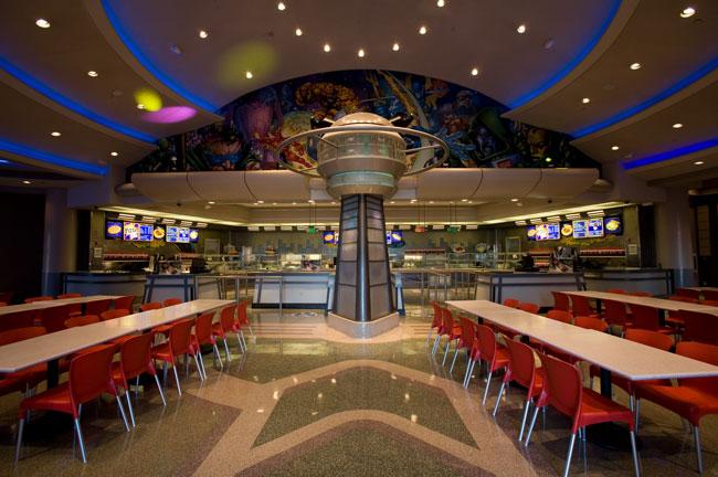 Restaurantes do parque Islands of Adventure em Orlando