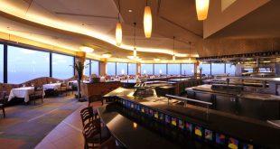 Restaurante California Grill em Orlando 1