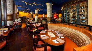Restaurante Jiko em Orlando