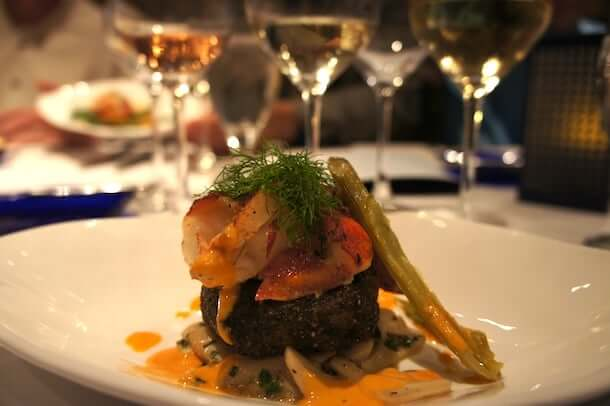 Restaurante Flying Fish na Disney Orlando