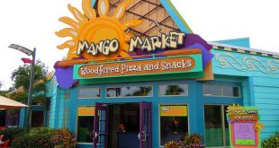 Restaurantes do parque SeaWorld em Orlando 2