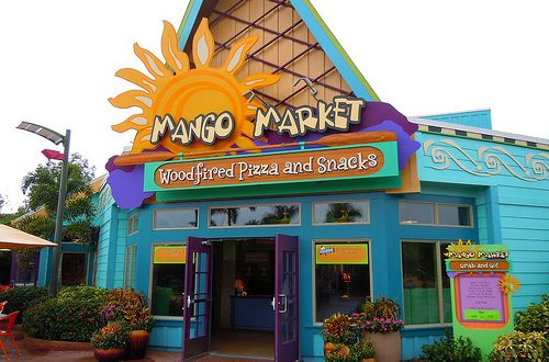Restaurantes do parque SeaWorld em Orlando