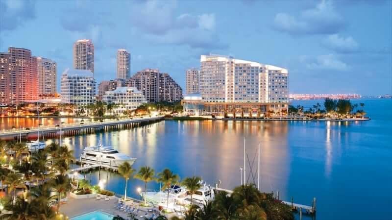 Como ir de Orlando a Miami ou de Miami a Orlando: Miami
