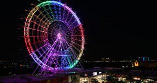 Roda Gigante Coca Cola Orlando Eye no I-Drive 360 2