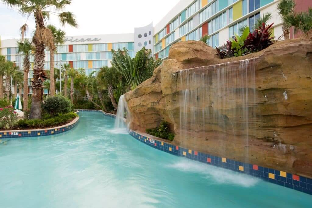 Hotel Cabana Bay Beach Resort da Universal em Orlando