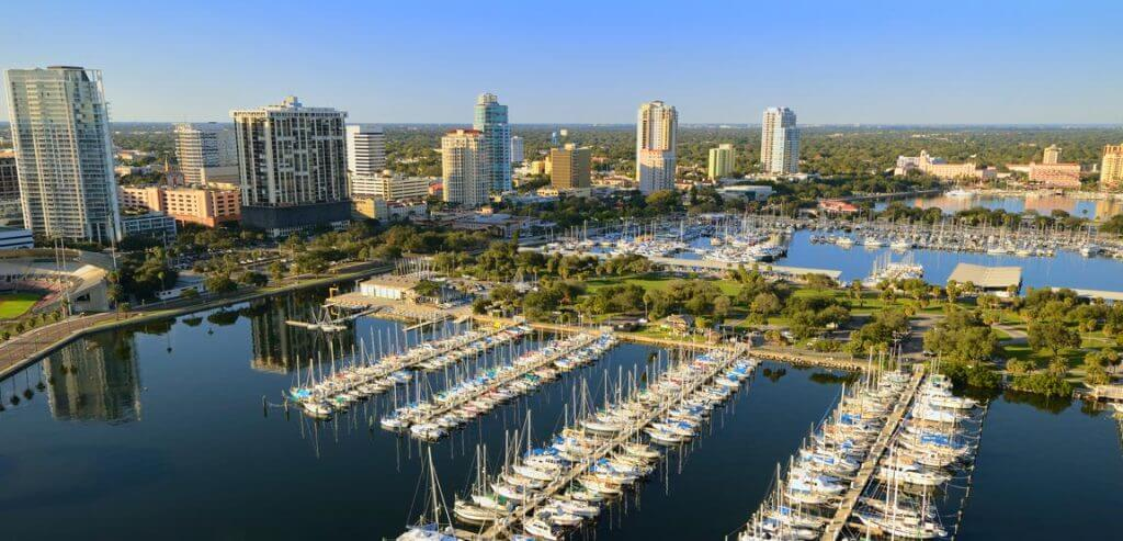 Como ir de Miami a Tampa ou de Tampa a Miami: Tampa
