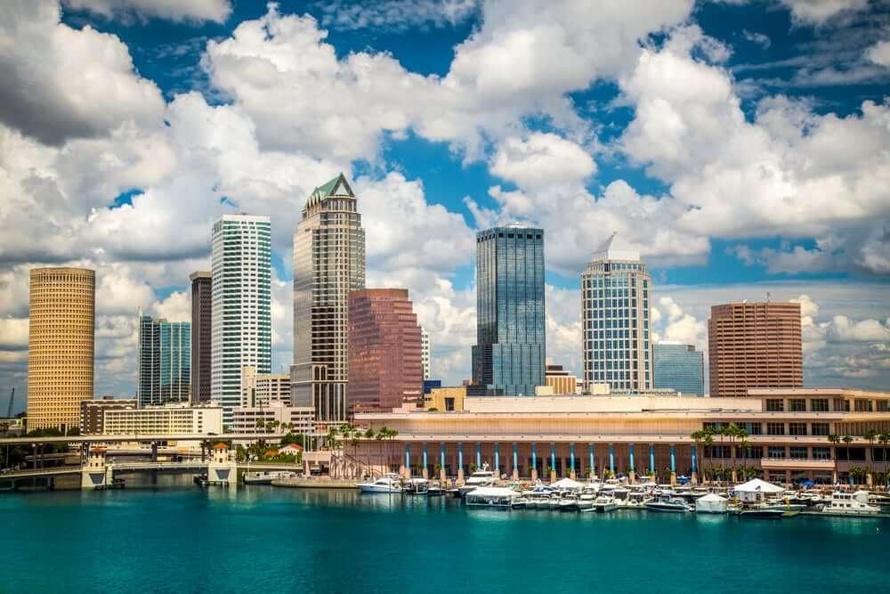 Pontos Turísticos em Tampa: Tampa Bay