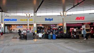 Aluguel de carro no Aeroporto de Orlando