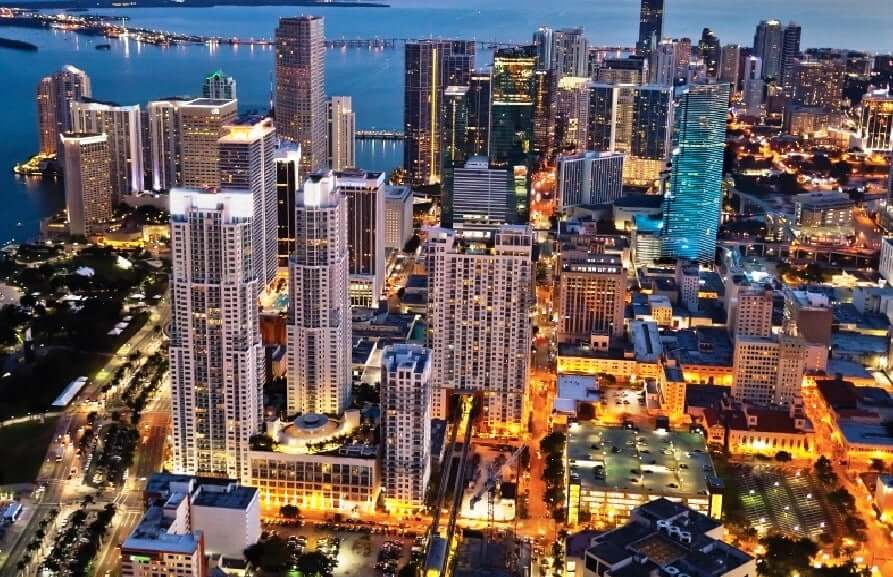 Como economizar em Miami: Downtown Miami