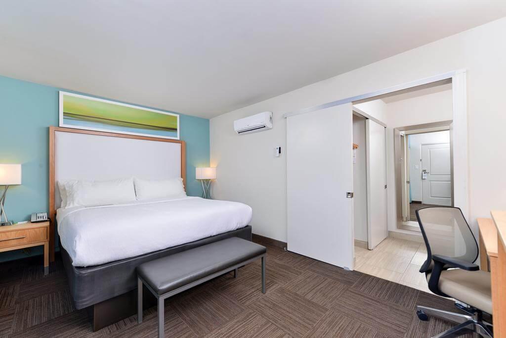 Dicas de hotéis em Tampa: Hotel Holiday Inn Tampa-North - quarto