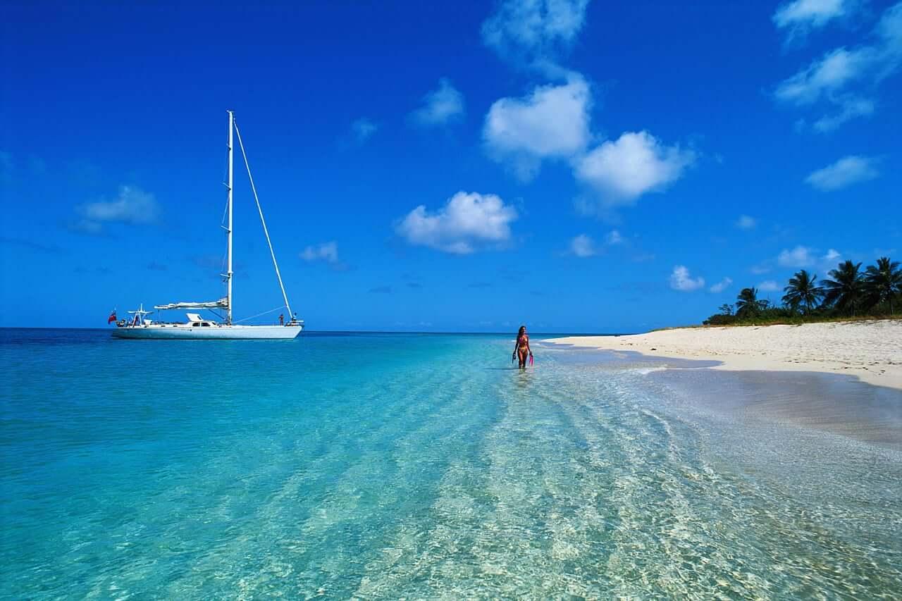 Quantos dias ficar em Key West: praia