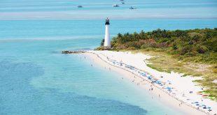 Praias em Miami 5