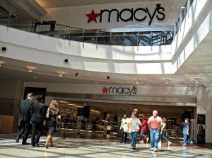 Compras para casa e cozinha em Orlando: loja Macy's