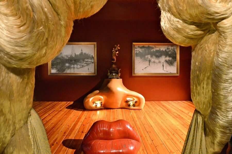 Museu Salvador Dalí perto de Orlando: exposição no museu