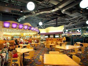 Hotel Pop Century da Disney em Orlando: Restaurante