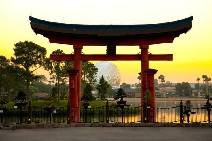 Roteiro 8 dias em Orlando: Epcot - Pavilhão do Japão