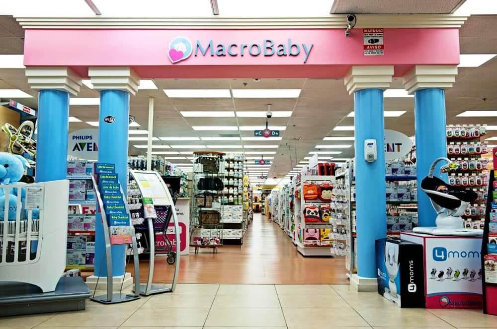 Loja MacroBaby em Orlando