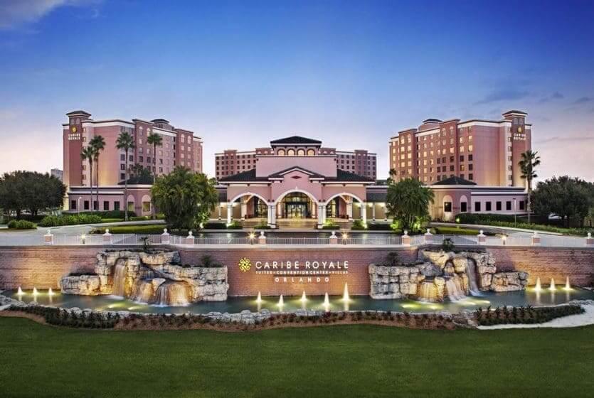 Hotéis bons para crianças em Orlando: Caribe Royale