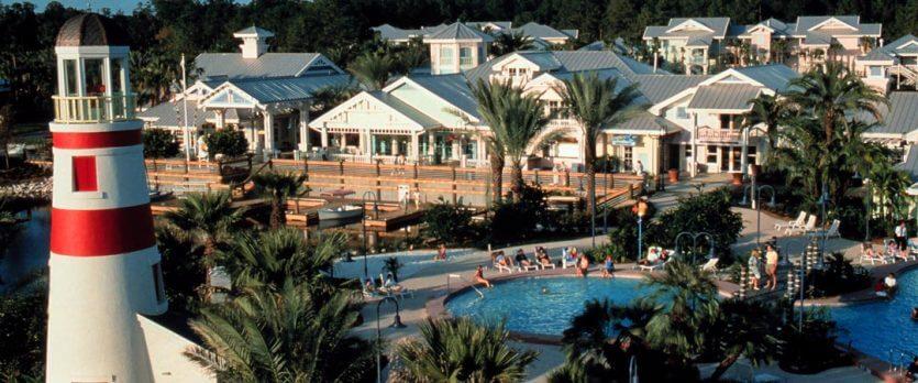 Hotéis bons para crianças em Orlando: Disney's Old Key WestResort