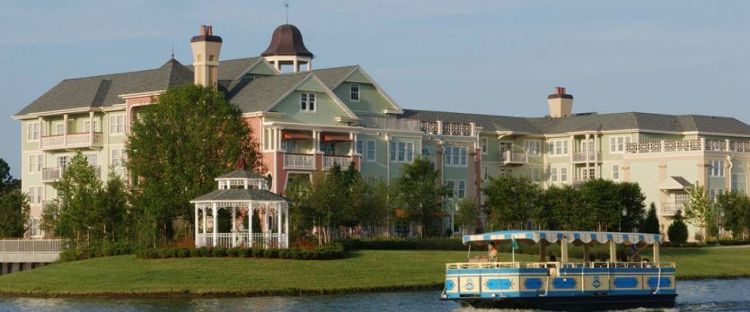 Hotéis bons para família em Orlando: hotéis da Disney