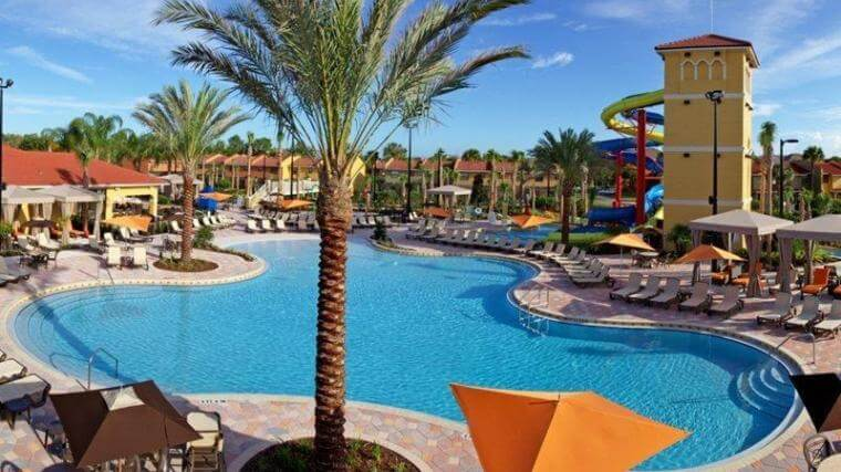 Hotéis bons para família em Orlando: Fantasy World Resort