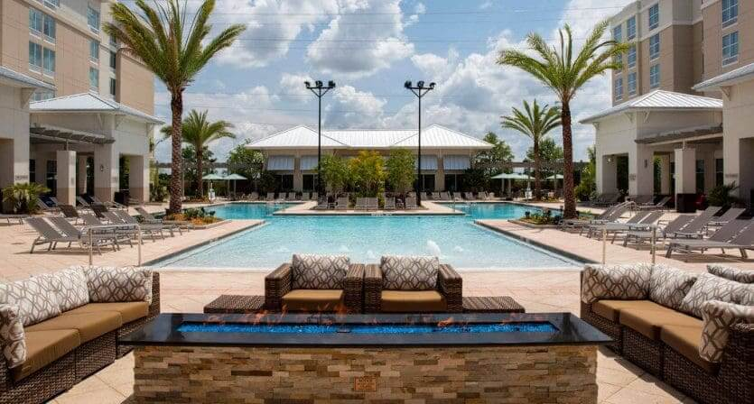 Hotéis perto da Disney em Orlando: SpringHill Suites by Marriott Orlando at Flamingo Crossings
