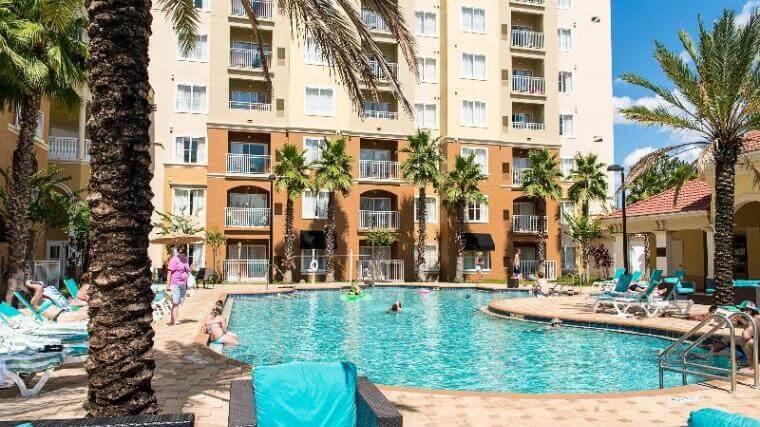 Hotéis bons para família em Orlando: The Point Orlando Resort