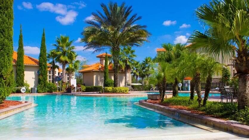 Hotéis bons para família em Orlando:Tuscana Resort Orlando by Aston