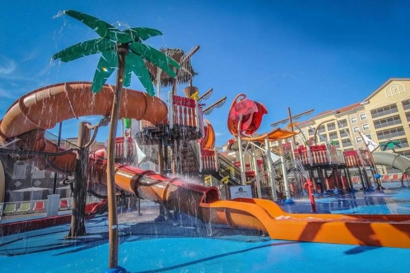 Hotéis bons para família em Orlando:Westgate Vacation Villas