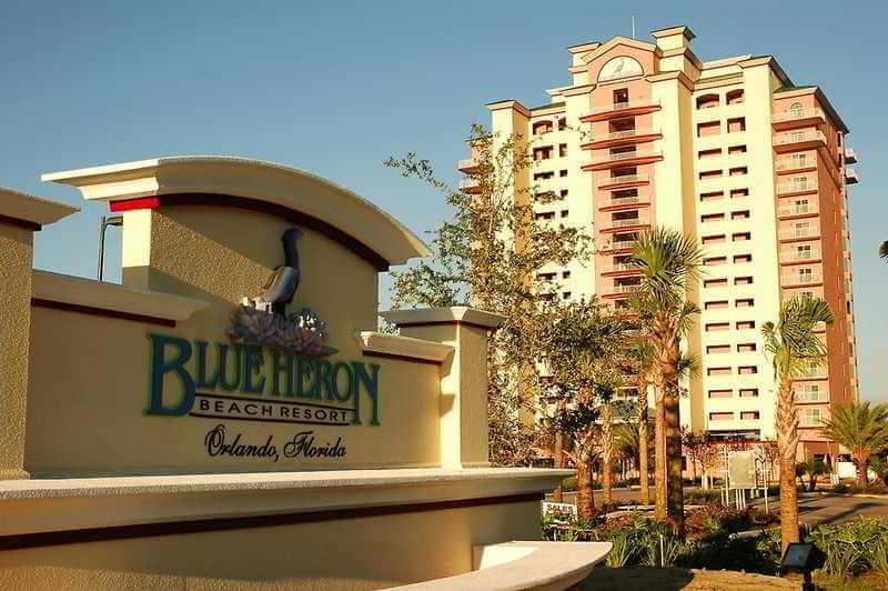 Hotéis com transfer gratuito para os parques em Orlando: Blue Heron Beach Resort