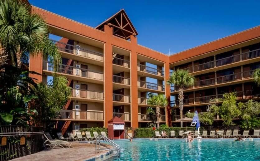 Hotéis muito baratos em Orlando: Clarion Inn Lake Buena Vista