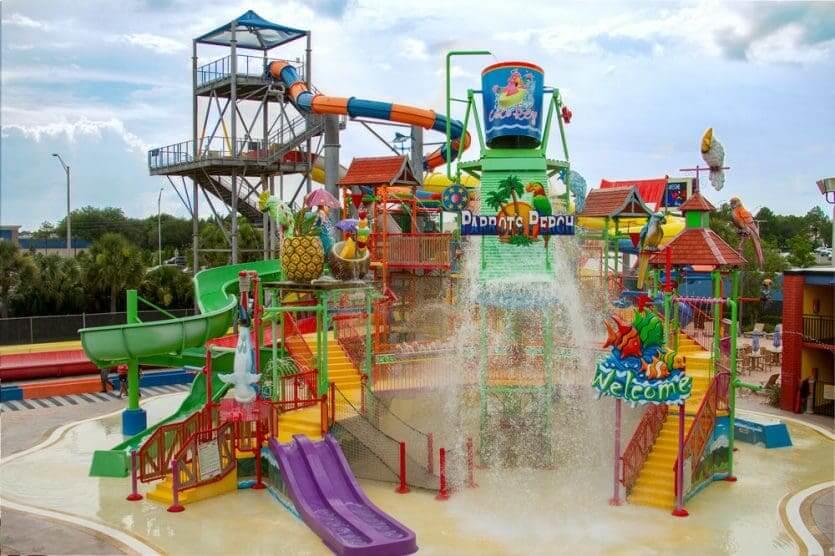 Hotéis com atendimento em português em Orlando: hotel Coco Key Water Resort