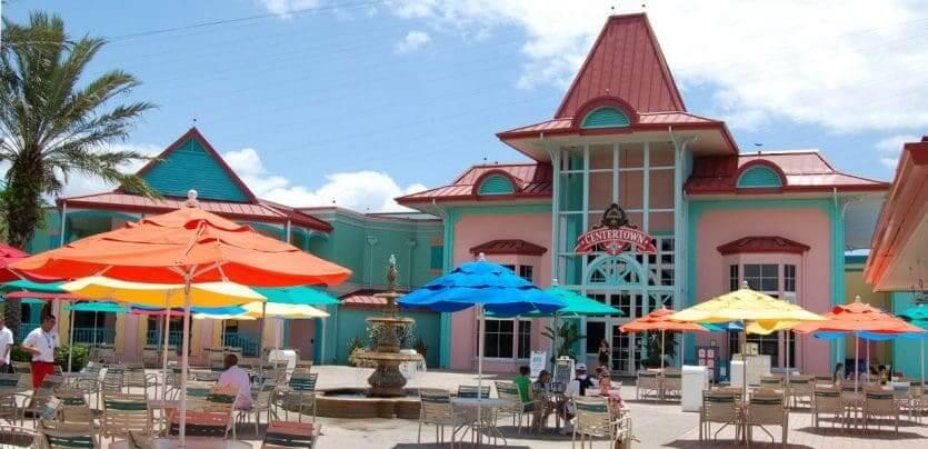 Hotéis mais baratos da Disney em Orlando: Disney's Caribbean Beach Resort