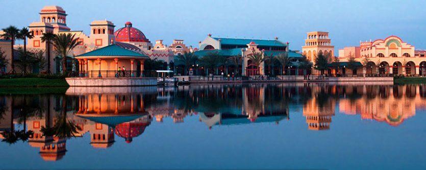 Hotéis mais baratos da Disney em Orlando: Disney's Coronado Springs Resort