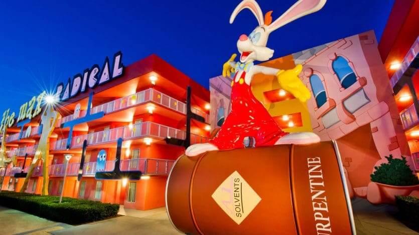 Hotéis mais baratos da Disney em Orlando: Disney's Pop Century Resort